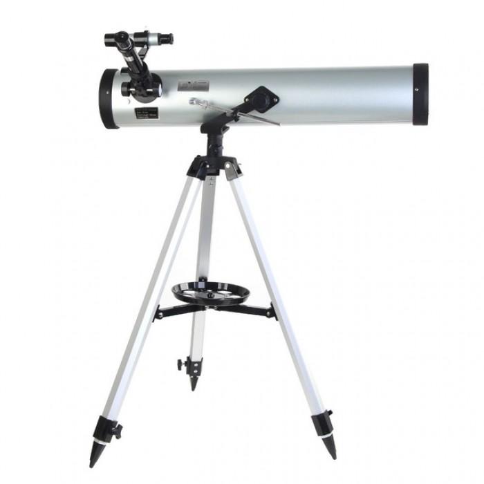 76x700 Profesyonel Uzay Aynalı Teleskopu,