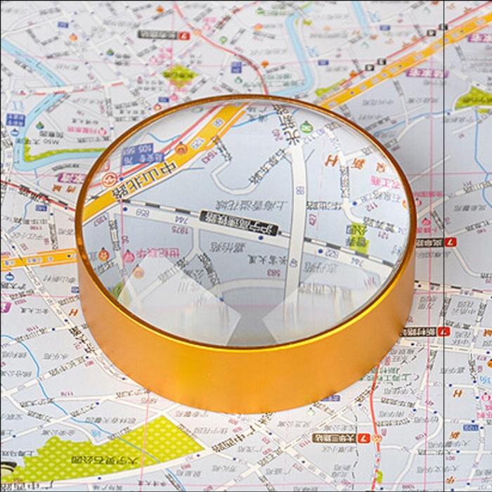 Harita ve Yazı çalışmalar için en uygun Büyüteç 60mmx10