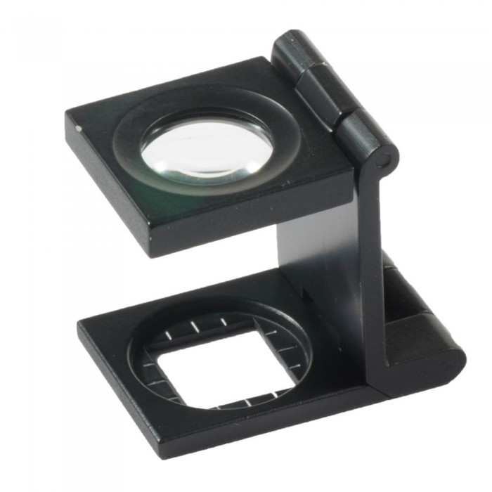 PLASTİK KATLAMALI LUP - 15 mm - FD15