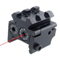 Kırmızı Nokta Lazer Sight ,Mini Ayarlanabilir KompaktTabanca İçin Ayrılabilir Picatinny 20mm Rail Ile Havalı Tüfek Avcılık aksesuarı