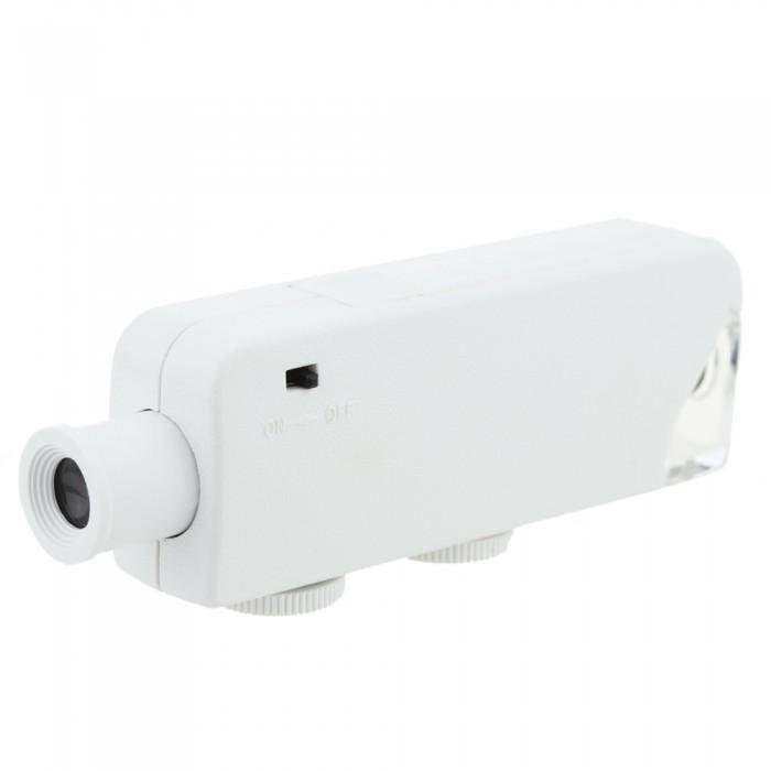 Mini 160X-200X Fonksiyonlu Yakınlaştırma Ayarlanabilir Mikroskop Takı Büyüteç için LED ile Büyüteç Büyüteç Aracı-MG10081-1A