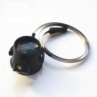 Saat.ve Elektronik onarım için Göze kelepçeli takılan Büyüteç 15X