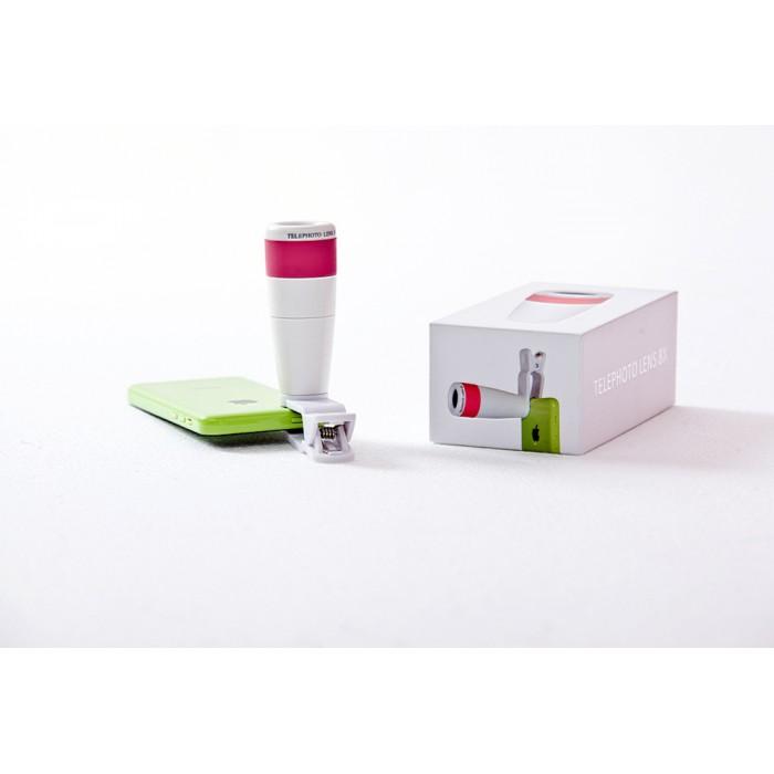 Cep telefonu Kamera , görüntü Yakınlaştırma Aksesuar Kiti,8x HD Netliği ile Pocket Mini Monoküler Teleskop